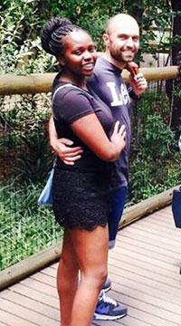 Nyasha & Angel
