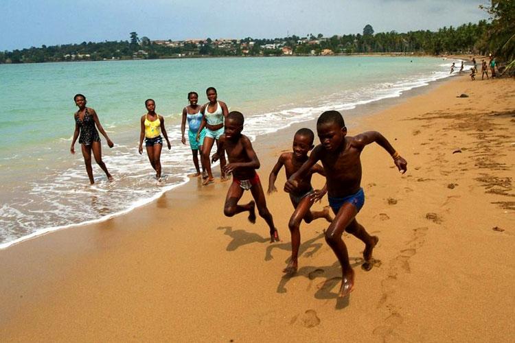 Férias em São Tomé